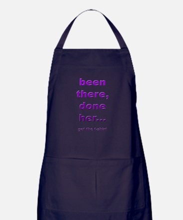 Been There Apron (dark)