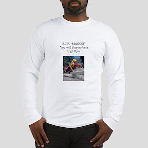 magoo motocross shirt final  Long Sleeve T-Shir