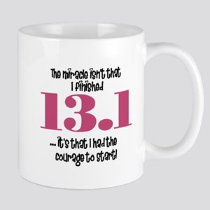 13.1 Courage to Start Mug