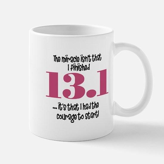 13.1 Courage to Start Mug