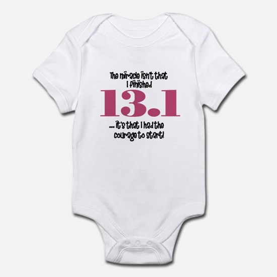 13.1 Courage to Start Infant Bodysuit