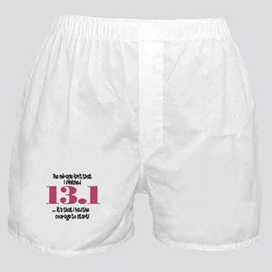 13.1 Courage to Start Boxer Shorts