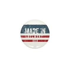Made in Belmont, Ohio Mini Button