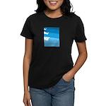 Waves - Women's Dark T-Shirt