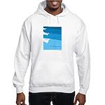 Waves - Hooded Sweatshirt