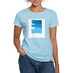 Waves - Women's Light T-Shirt