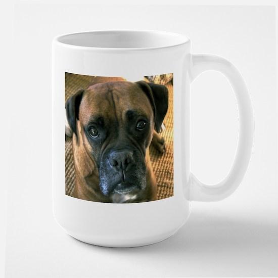 Boxer Large Mug