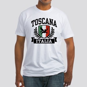 Toscana Italia Fitted T-Shirt
