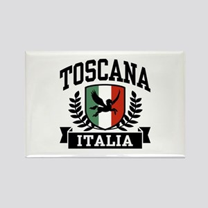 Toscana Italia Rectangle Magnet