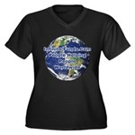 Infinite Funds Worldwide Link Plus Size T-Shirt