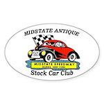 MASCC Oval Sticker