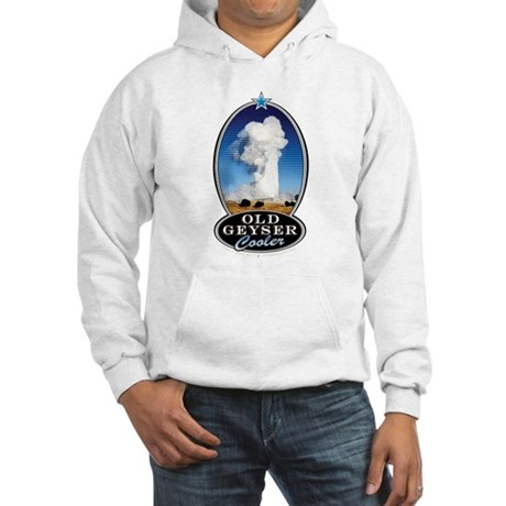 Old Geyser Cooler Hooded Sweatshirt