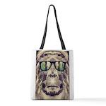 Sasquatch Incognito Polyester Tote Bag