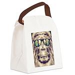 Sasquatch Incognito Canvas Lunch Bag