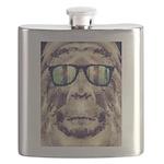 Sasquatch Incognito Flask
