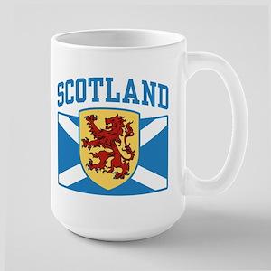 Scotland Large Mug