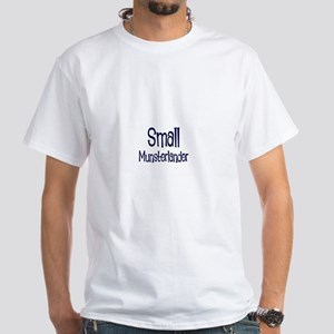 Small Munsterlander White T-Shirt