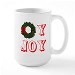 Oy Joy Large Mug