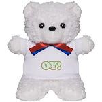 A Christmas Oy! Teddy Bear