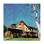 Marston House by Riccoboni Tile Coaster