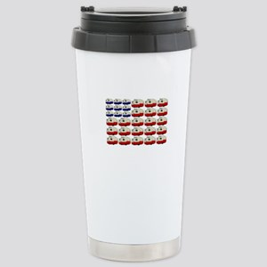 All American Shasta Stainless Steel Travel Mug