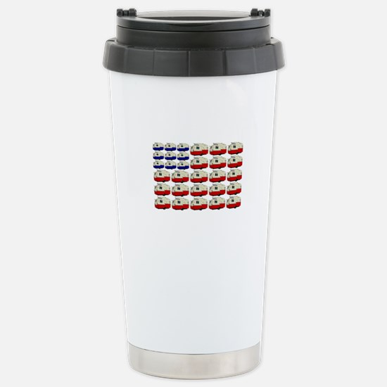 All American Shasta Stainless Steel Travel Mug