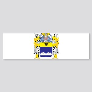 Pogue Family Crest - Coat of Arms Bumper Sticker