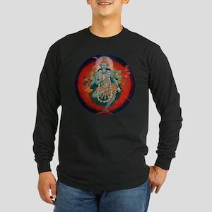 Kali Long Sleeve Dark T-Shirt