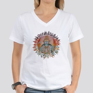 Kali Women's V-Neck T-Shirt