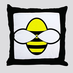 Infinibee Throw Pillow