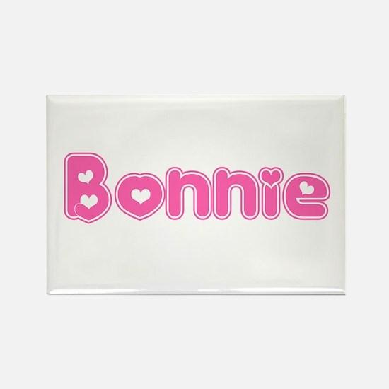 """""""Bonnie"""" Rectangle Magnet"""