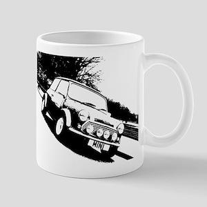 Black and White Mini Mugs