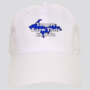Yoopers Know Their Eh B C's Cap