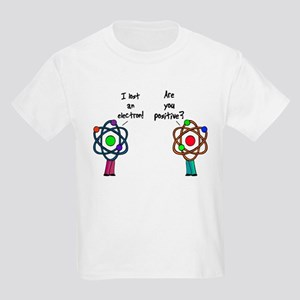 I Lost An Electron Are You Po Kids Light T-Shirt