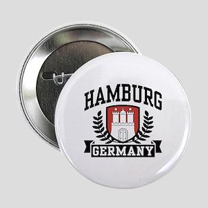 "Hamburg Germany 2.25"" Button"