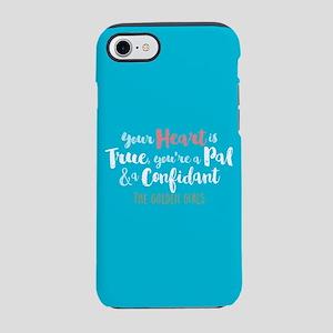 GG Heart Is True iPhone 7 Tough Case