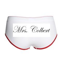 Mrs. Colbert Women's Boy Brief