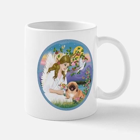 Angel Loving Sassy Mug
