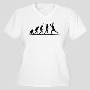 Hurling Women's Plus Size V-Neck T-Shirt