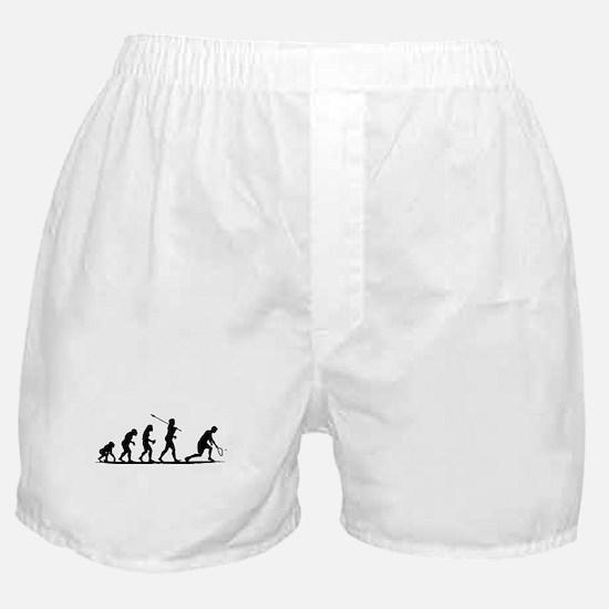 Racquetball Boxer Shorts