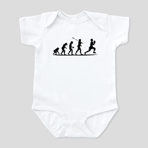 Australian Football Infant Bodysuit