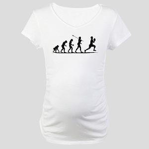 Australian Football Maternity T-Shirt