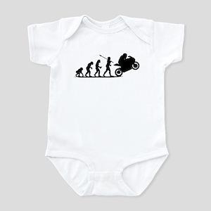 Bike Racing Infant Bodysuit