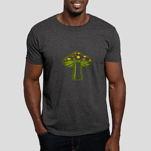 Wonderland Mushroom Dark T-Shirt