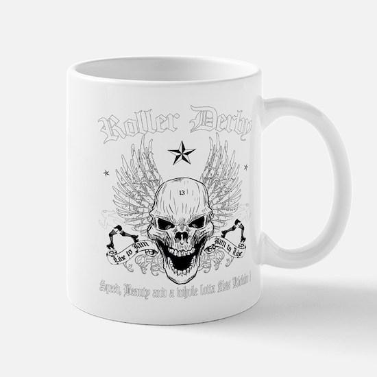 ROLLER DERBY -13 Mug
