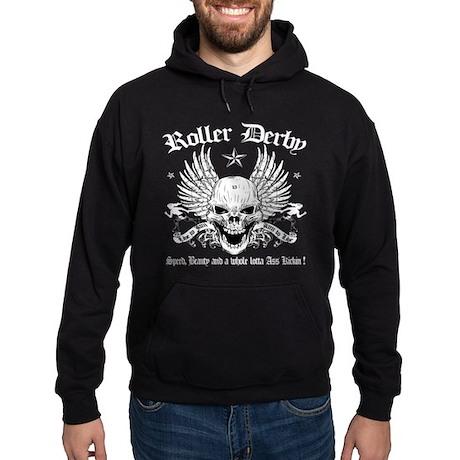 ROLLER DERBY -13 Hoodie (dark)