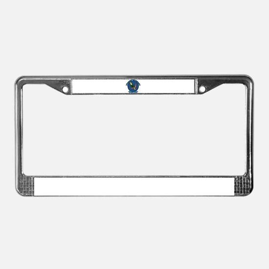 VAW-78 License Plate Frame