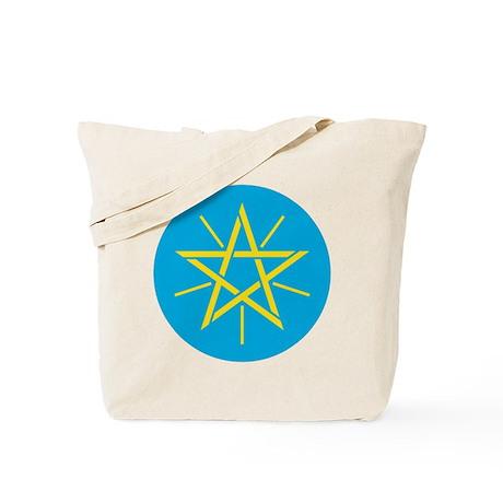 Ethiopia Coat of Arms Tote Bag