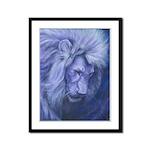 Leo Framed Panel Print