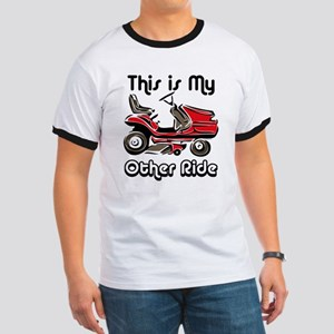 Mower My Other Ride Ringer T